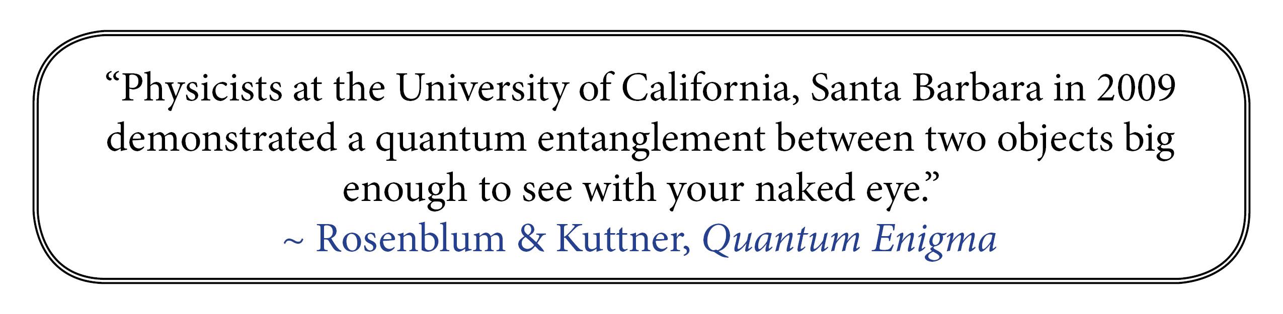 Quote 2 Quantum Enigma