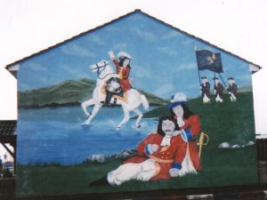 Belfast_MURAL_WilliamIIIEngland