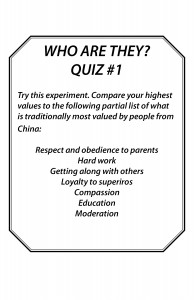 How We View Ourselves & Others Quiz 1 Part 2